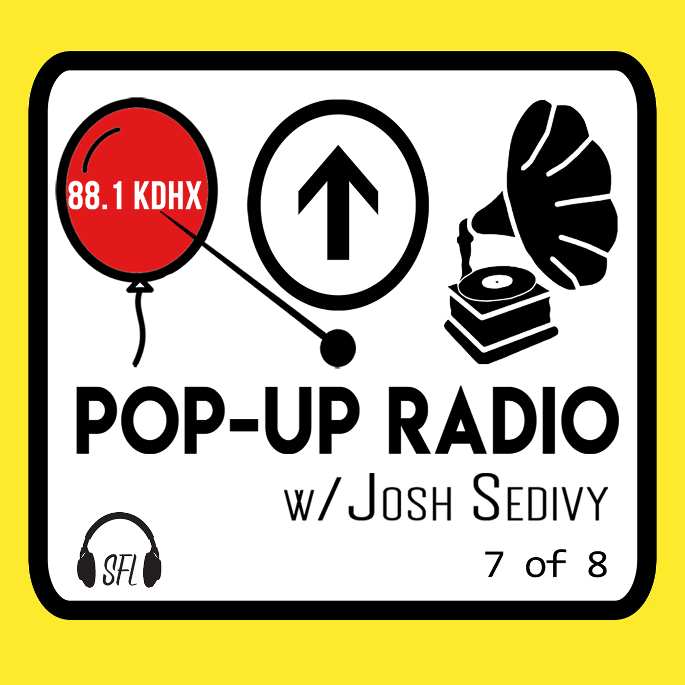 Pop-Up Radio on KDHX - Episode 7