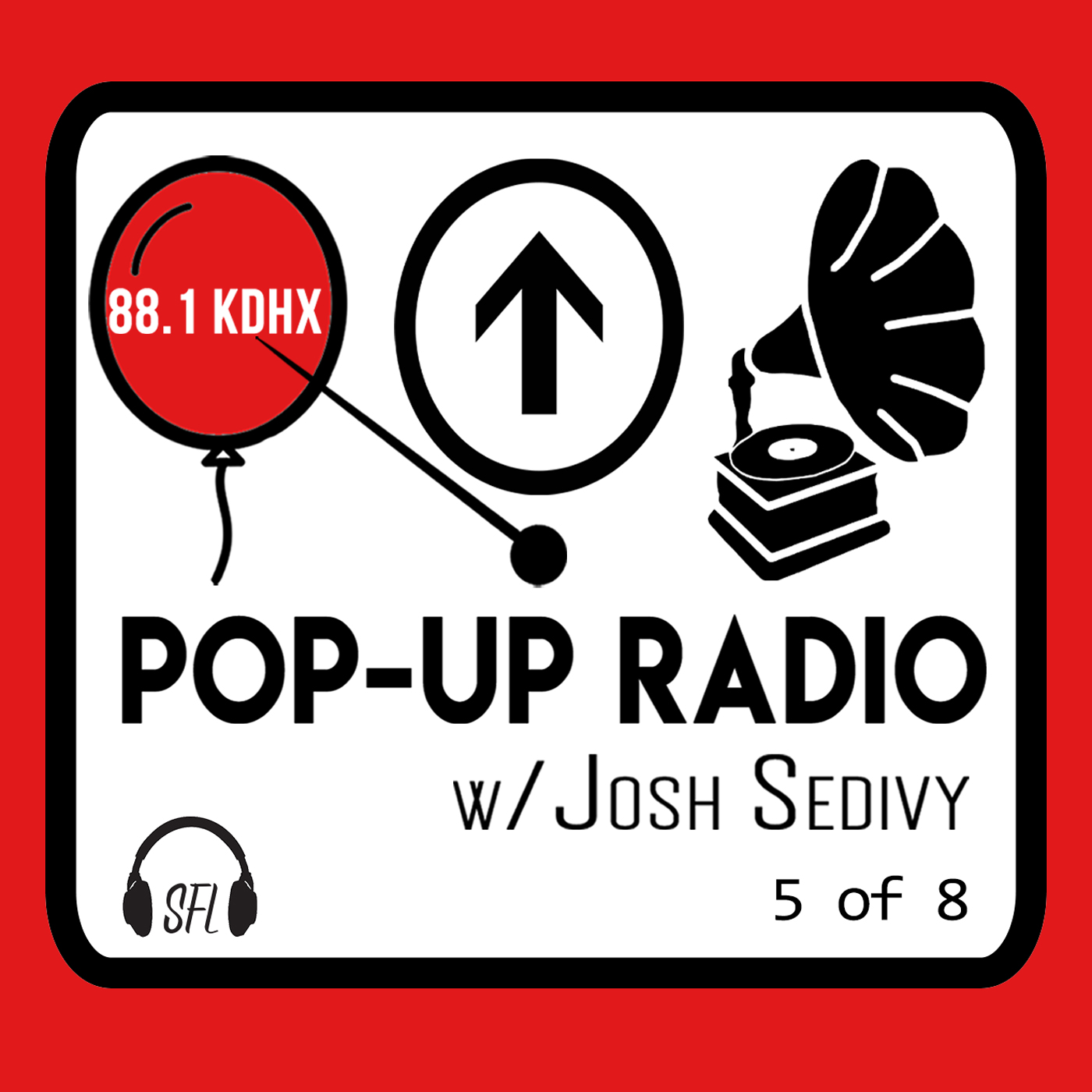 Pop-Up Radio on KDHX - Episode 5